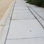 New Curb & Gutter-Sidewalk-Bike Lane